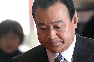 """이완구 총선 불출마 정계은퇴, """"한국당 세대교체에 기여하겠다"""""""