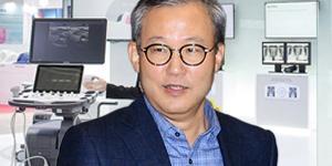 전동수, 삼성메디슨 초고급 초음파 진단기기로 흑자경영 이어간다