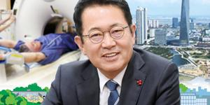 박남춘, 중소병원 지원해 인천 '의료관광 클러스터' 밑바탕 다져