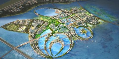 새만금개발공사, 2만 명 거주 가능한 자족형 스마트 수변도시 조성