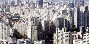서울 아파트값 12주째 올라, 재건축단지 하락에도 상승폭 유지