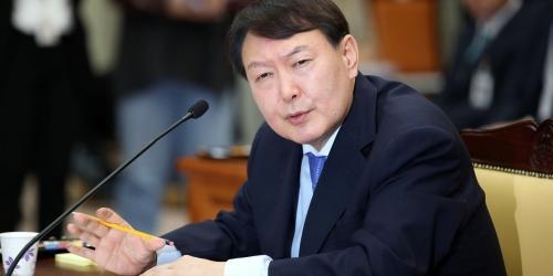 [오늘Who] 윤석열, 국감에서 검찰총장의 기자 고소 '무게'를 질문받다