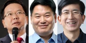 김부겸 홍의락 이상식, 내년 총선에서 대구에 민주당 깃발 꽂을까