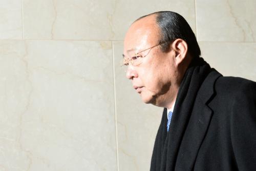 """""""한화그룹 조이는 국세청과 검찰, 김승연 한껏 몸 낮춰"""