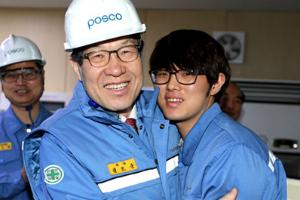 """""""포스코, 4차산업혁명에 대비해 2020년까지 6천 명 정규직 채용"""