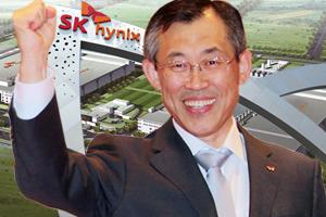 '검사 출신' 김준호, 중국에서 SK하이닉스 시스템반도체 승부 건다