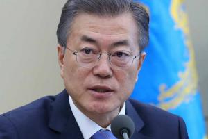 """""""문재인 지지율 63.5%로 반등, 평창동계올림픽 관심 높아져"""