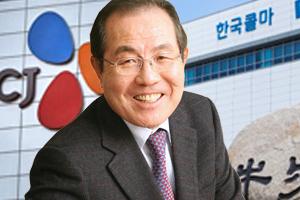 """""""윤동한 CJ헬스케어 인수 의지 굳건, 한국콜마 제약사업 날개달까"""
