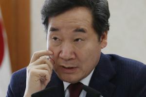 """""""이낙연 """"한국GM 군산공장 폐쇄와 지역경제 지원 나눠 대응할 수도"""