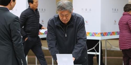 제2회 전국동시 조합장 선거 투표 끝나, 투표율 80.7%로 높아져