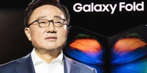 고동진, 삼성전자 갤럭시폴드 결함논란에 출시 연기 결단하나