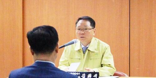 """김원석, 농협경제지주 준법감시회의에서 """"윤리를 최우선 가치로"""""""
