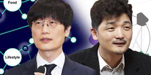 """""""김범수 이해진, 카카오 네이버의 IT업계 뛰어넘을 동맹군 확보 경쟁"""