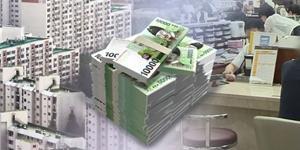 4월 금융권 가계대출 5조1천억 늘어 올해 들어 가장 큰 폭 증가