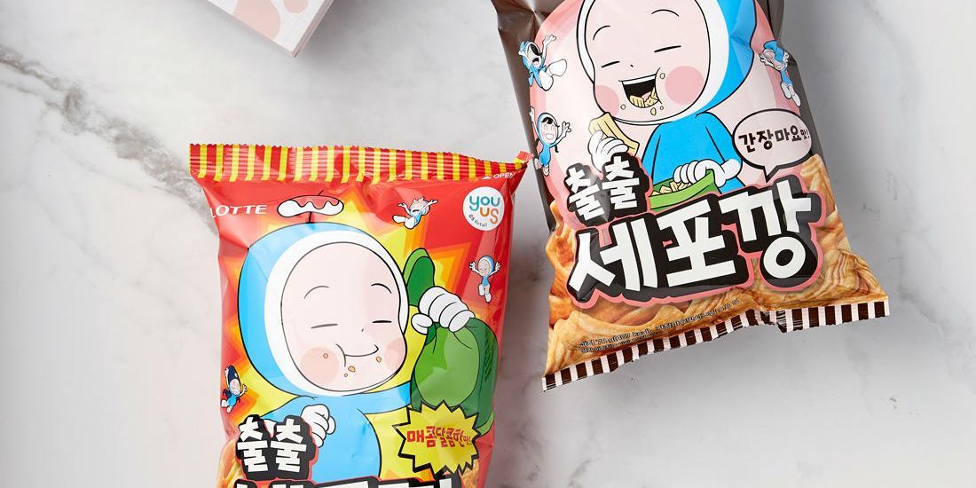 """""""GS리테일, 네이버웹툰의 상상 속 과자를 실제 제품으로 내놔"""