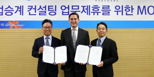 서명석, BDA파트너스와 손잡고 유안타증권 가업승계 컨설팅 강화