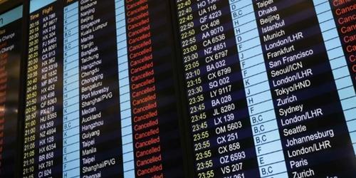 """""""대한항공 아시아나항공, 폐쇄됐던 홍콩공항 항공편 운항 재개"""