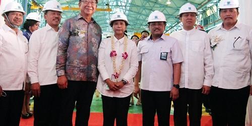 """""""두산인프라코어, 인도네시아 국영 엔진회사와 함께 동남아사업 강화"""