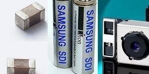 삼성전기 삼성SDI LG이노텍 주가 하락, 스마트폰시장 침체 장기화