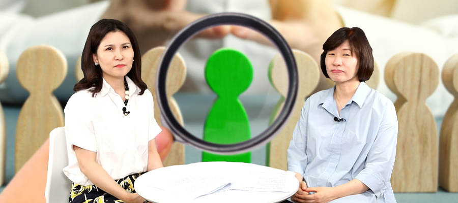 [Job Is 5회] 커리어케어 진단, NCS 기반 블라인드 채용 왜 확산되나