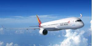 아시아나항공, 포르투갈 리스본 직항노선을 국내 최초로 운항