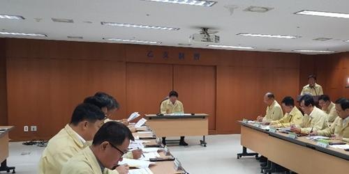 """""""김병원, 농협 아프리카돼지열병 방역 긴급회의 열고"""