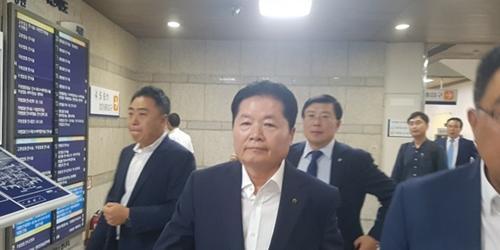 김병원 '위탁선거법 위반' 2심 벌금 90만 원, 농협회장 당선무효 모면
