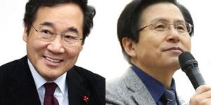 """""""이낙연 대선후보 선호도 20.2%로 1위, 황교안 19.9% 조국 13%"""