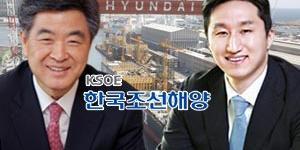 """""""[CEO톡톡] 한국조선해양 이름의 의미, 권오갑은 정기선시대 열어줄까"""