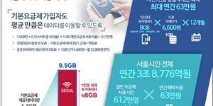 데이터 빈부격차 줄이겠다는 박원순과 서울 무료 와이파이정책의 간격