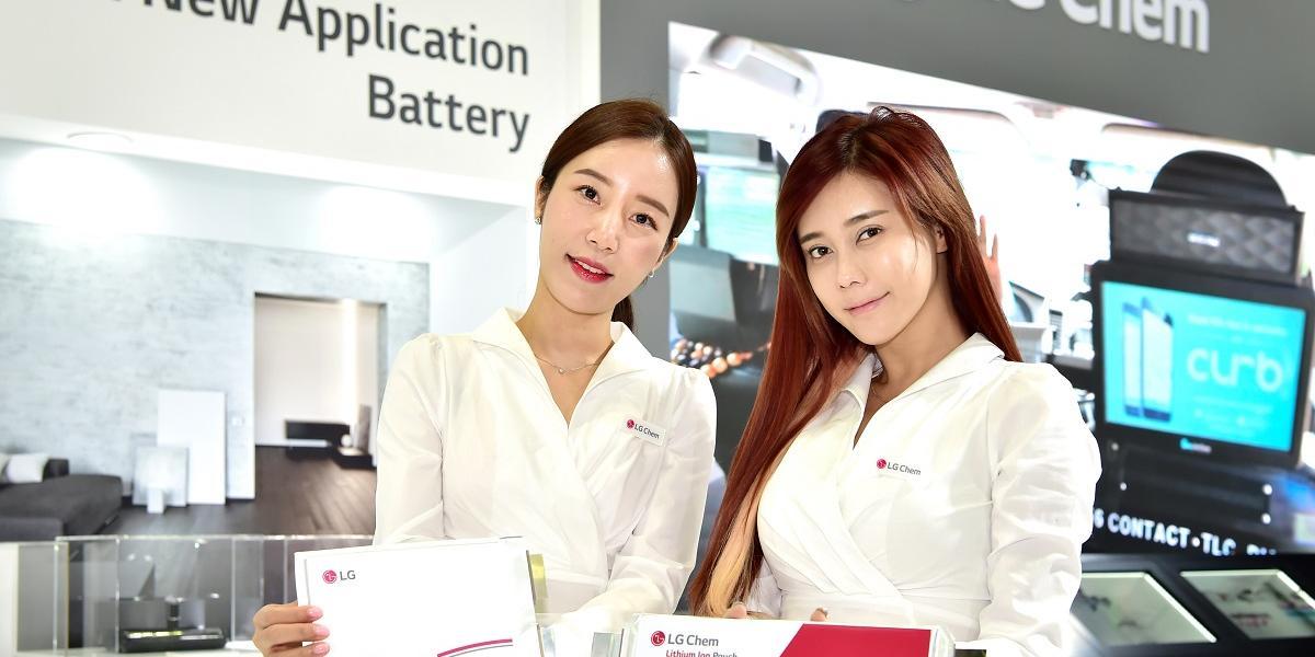 LG화학 SK이노베이션, 코엑스 2차전지 전시회에서 기술 뽐내