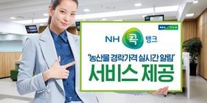 """""""농협상호금융 실시간 경매 낙찰가격 서비스, 소성모"""