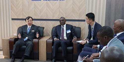 안현호, 아덱스2019에서 한국항공우주산업 글로벌 수주활동 펼쳐