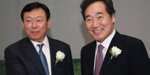 이낙연, 일본 방문 앞두고 롯데 회장 신동빈 비공개로 만나