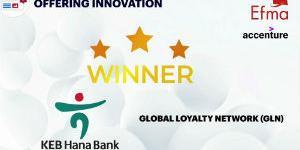 KEB하나은행, 글로벌 결제시스템으로 유럽에서 금융혁신 금상 받아