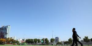 """""""10월 넷째 주 '가을볕' 맑은 날씨, 23~24일 제주와 강원영동에 비"""