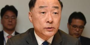 """""""홍남기, 올해 한국경제 성장률 2.0%로 예상"""