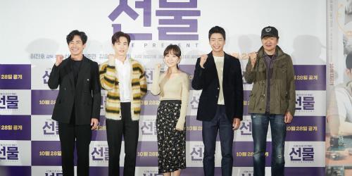 삼성전자 청년창업 소재 단편영화 '선물' 공개, 신하균 수호 출연