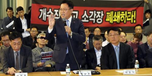 소통에 강한 박남춘, 인천 청라소각장 주민 반발 넘기는 힘겨워