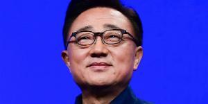 """고동진 """"삼성전자 갤럭시폴드 후속작, 때가 되면 공개하겠다"""""""