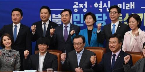 """이해찬, 민주당 총선기획단 첫 회의에서 """"다수 의석 확보가 중요"""""""