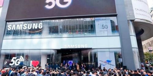 """""""삼성전자 중국에서 5G스마트폰 판매 순항, 중저가 구축이 재진입 열쇠"""