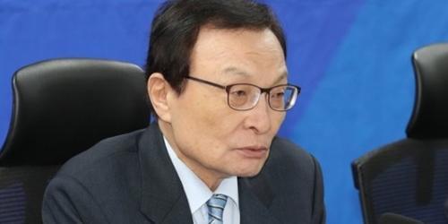 """이해찬 """"한국당과 미래당의 보수통합 논의는 자가당착에 빠져있어"""""""