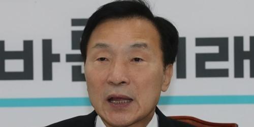 """손학규 """"황교안과 유승민의 밀당은 가관, 한심한 구태정치"""""""