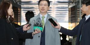 검찰, '드루킹 댓글조작' 항소심에서 김경수에게 징역 6년 구형