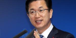 허태정, 대전에 세계지방정부연합 총회 유치하기 위해 발로 뛰어
