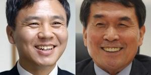 """""""김승수 박성일, 전주시와 완주군 공동사업 늘리며 통합 공감대 넓혀"""