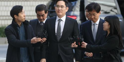 이재용 프로포폴 의혹이 재판에 영향줄까, 삼성 조기진화 강력대응
