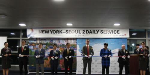 """""""아시아나항공, 인천~뉴욕 노선에  A350 항공기 추가로 투입"""