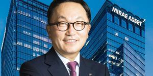 """""""박현주, 미래에셋자산운용 앞세워 일본 인도에서 사업영토 넓힌다"""
